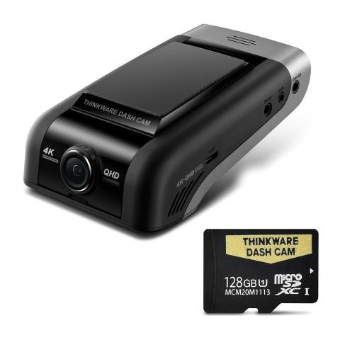 U4K128 4K UHD FRONT DASH CAM (U1000) - 128GB