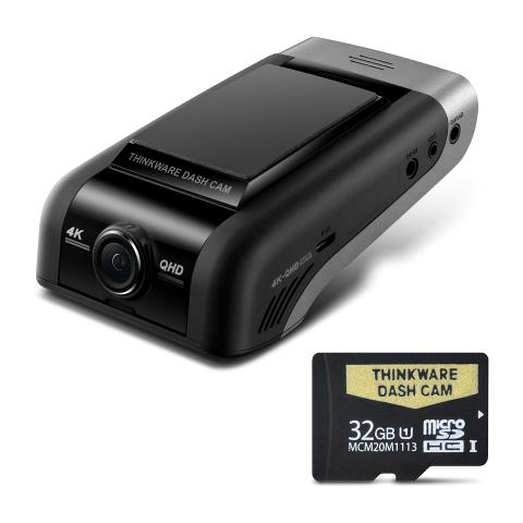U4K32 4K UHD FRONT DASH CAM (U1000) - 32GB