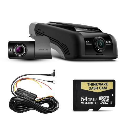 U4KD64 FRONT & REAR DASH CAM (U1000) - 64GB