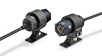 FRONT AND REAR MOTORCYCLE CAMS + BRACKETS