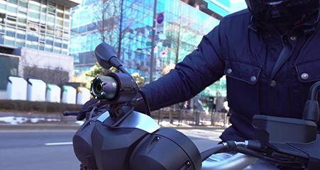 Motorbike Cameras